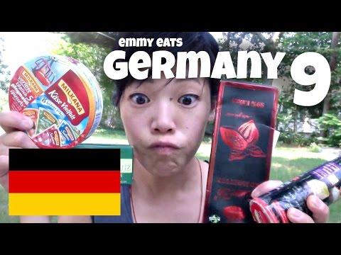 Emmy Eats Germany 9 – tasting more Germans sweets