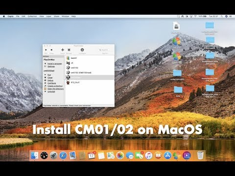 Install And Play CM01/02 On MacOS/OSX/Linux (Updated) Mp3
