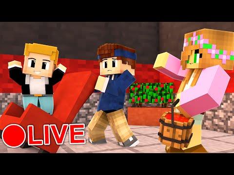 Minecraft - Who's Your Daddy? | WIR BAUEN UM! #2 (LIVE)