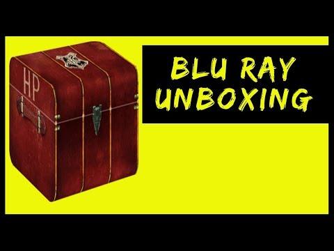 Harry Potter Prestige Edition unboxing deutsch   31 discs   Blu Ray   DVD   Stanleys Filmzimmer