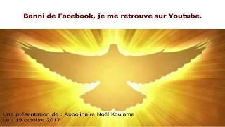 Banni de Facebook, je me retrouve sur Youtube