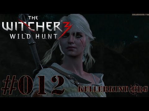 The Witcher 3 [HD|60FPS] #012 Ciri und der Wolfskönig ★ Let's Play The Witcher 3
