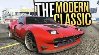 BEST MODERN CLASSIC?! | Lampadati Viseris BUILD | GTA V (Online)