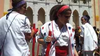 preview picture of video 'Festa Major Vilanova i la Geltrú 2012 - the Shepherds' Dance'