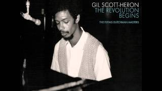 Gil Scott-Heron - I Think I\'ll Call It Morning video