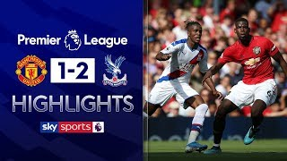 SUBSCRIBE ► http://bit.ly/SSFootballSub Highlights of Crystal Palace's 2-1 victory over Manchester United at Old Trafford thanks to a late Patrick van Aanholt winner.  Watch Premier League LIVE on Sky Sports here ► http://bit.ly/WatchSkyPL ►TWITTER: https://twitter.com/skysportsfootball ►FACEBOOK: http://www.facebook.com/skysports ►WEBSITE: http://www.skysports.com/football  MORE FROM SKY SPORTS ON YOUTUBE: ►SKY SPORTS FOOTBALL: http://bit.ly/SSFootballSub ►SKY SPORTS BOXING: http://bit.ly/SSBoxingSub ►SOCCER AM: http://bit.ly/SoccerAMSub ►SKY SPORTS F1: http://bit.ly/SubscribeSkyF1
