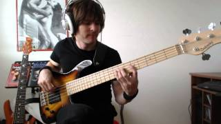 Dream Theater - 6:00 [Bass Cover]