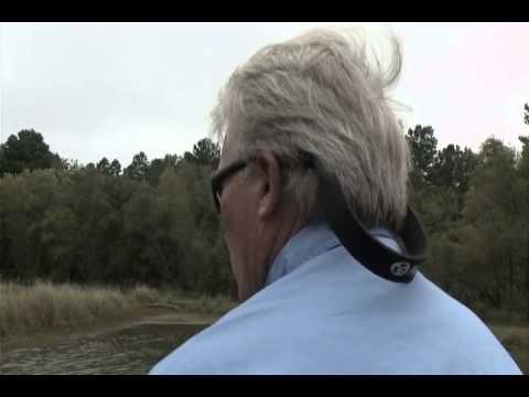 Roland Martin Alabama Pond Fishing w/ Flying Fisherman Sunglasses