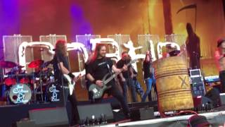 Children Of Bodom - Somebody Put Something In My Drink Live @ Tuska Open Air 3/7/2016