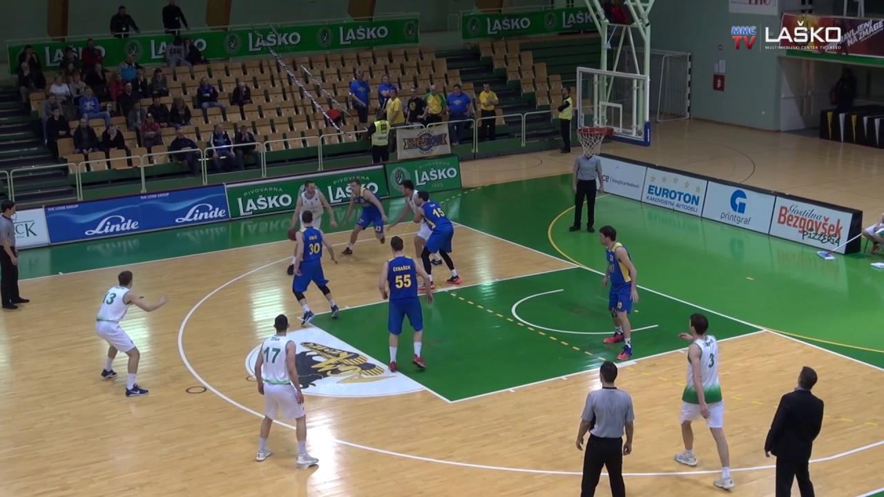 Liga Nova KBM: Prvi del državnega prvenstva zaključili z zmago