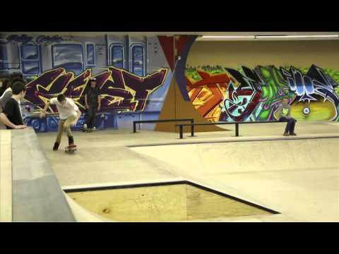 Gershon Mosley's The Park Ranger Series-Boardertown, Fort Smith, Ar.
