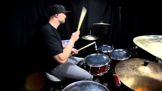 All Time Low -Weightless (Drum Cover)