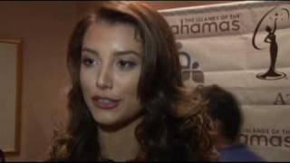 Winner of Miss Universe 2009: Stefania Fernandez, Miss Venezuela