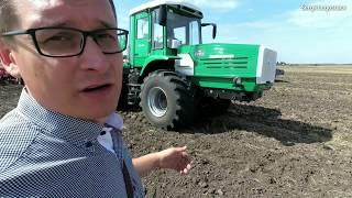 "Трактор ХТА-250-13 ""Слобожанець"" обзор із движком Volvo Penta"