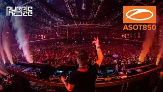 Purple Haze live at A State Of Trance 850, Jaarbeurs Utrecht. [#ASOT850] [HD]