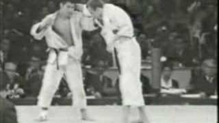 Judo Tokyo 1964 Nakatani (JPN) - Stepanov (USSR)