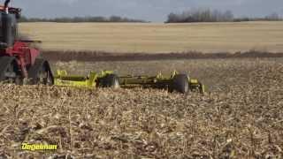 Pro-Till High Performance Tillage Cultivator - Corn Field