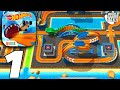 Hot Wheels Unlimited Gameplay Walkthrough Part 1 ios An