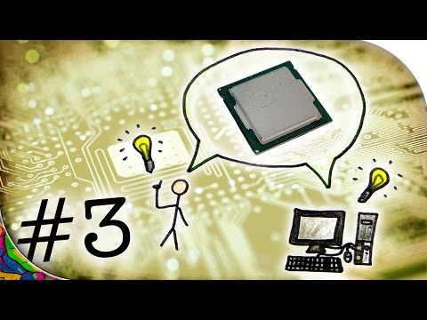 Wie funktioniert ein Prozessor? #3