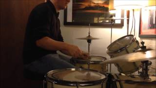 Strength of Character - China Crisis - Drum Part