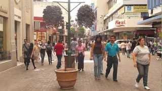 preview picture of video 'Avenida Central, San José, Costa Rica'