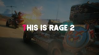 """Rage 2 Gameplay 