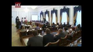 В Великом Новгороде состоялось выездное заседание Комитета Совета Федерации по регламенту и организации парламентской деятельности