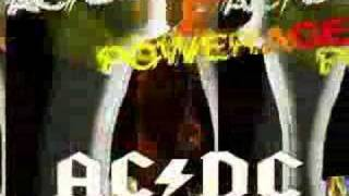 """AC/DC """"Whats Next to the Moon"""" Powerage"""