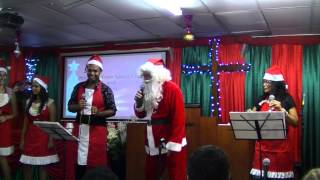 The Santa Claus Singers - Jesus Loves You.
