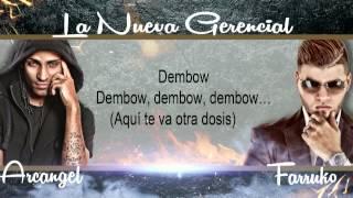 La Nueva Gerencia - Arcangel Ft Farruko (Con Letra) (Video Music) REGGAETON 2014