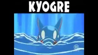 Hoenn PokéRap Groudon and Kyogre Remix
