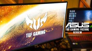 Asus TUF Gaming VG289Q HDR Monitor Review