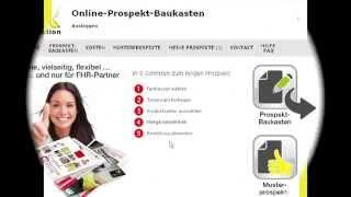 preview picture of video 'FHR Online-Prospekt-Baukasten'