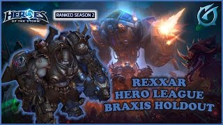 Grubby | Heroes of the Storm | Rexxar - Hero League - Season 2 - Braxis Holdout