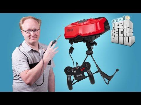 Ben Heck's Virtual Boy Part 1: Teardown