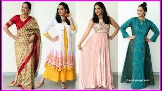 Durga Puja Lookbook    Navratri Looks   Indian Festive Outfit Ideas   Perkymegs