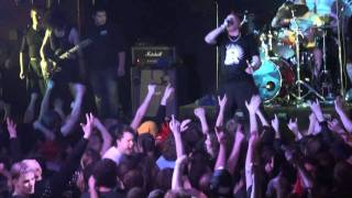 The Exploited - Was It Me (Moscow, 04/02/2011)