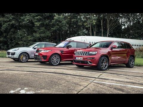 Land Rover  Range Rover Sport Внедорожник класса J - тест-драйв 3