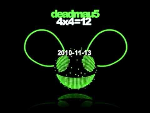 deadmau5 - I said [Michael Woods Remix] - Album Version
