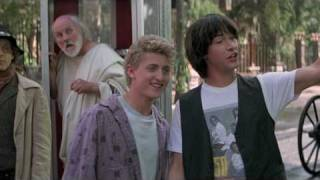 Bill & Ted's Excellent Adventure Trailer Image