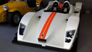 preview picture of video 'Caterham 2011 - part 04'