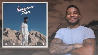 Khalid - American Teen (Reaction/Review) #Meamda