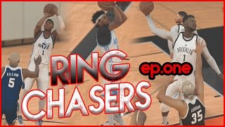 RING CHASERS EP.1 - ROSTER REVEAL!