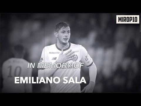 IN MEMORY OF EMILIANO SALA