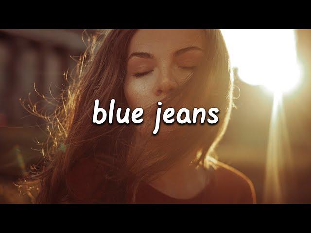 Jubël - Blue Jeans (Lyrics)