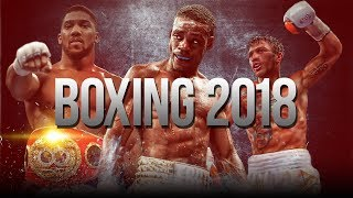 Boxing 2018 - New Era
