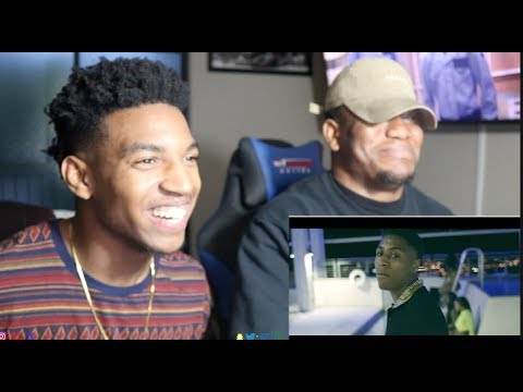YoungBoy Never Broke Again - Untouchable (Official Music Video)- REACTION