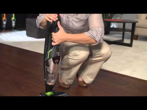 Hand Vac Removal - BISSELL® BOLT® ION 2-in-1 Lightweight Cordless Vacuum 18V