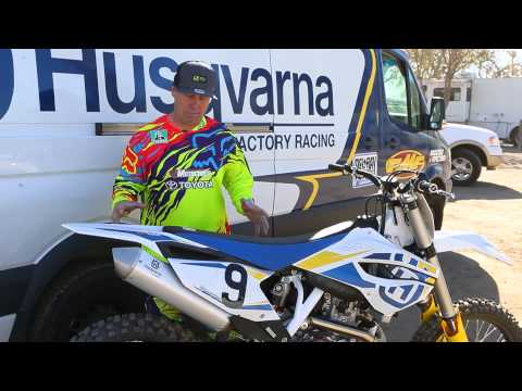 2014 Husqvarna FC450 First Impression - TransWorld Motocross