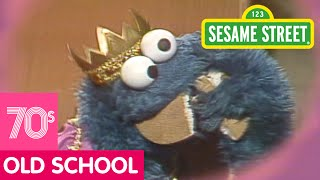 Sesame Street: King Cookie